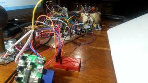 Провода для nixie clock