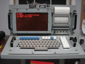 вычислительная машина ретро