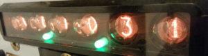 лампы часов никси