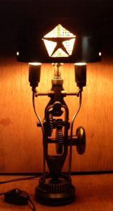 Ламповая дрель